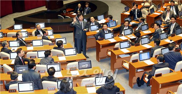 '공무원연금법 개정안' 4월 임시국회 처리 무산