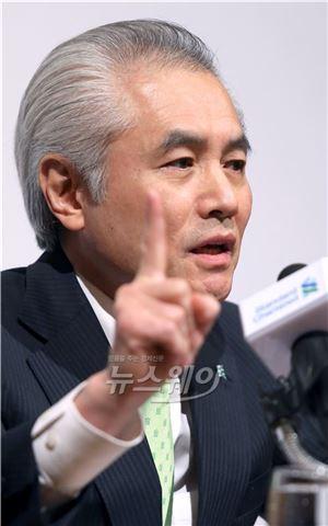 """박종복 SC은행장 """"지주-은행 합병은 비즈니스 구조개선 마지막 단계"""""""