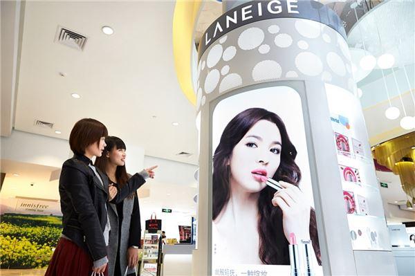 한국, 中 수입화장품시장 2위 올라…日·美 제쳐
