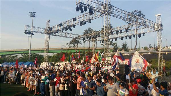 티브로드, 세계인의 날 기념 '화성시세계문화축제' 개최