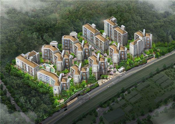 두산건설, '녹천역 두산위브' 분양