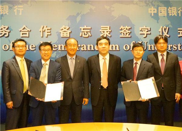 수은, 중국 은행들과 금융협력 강화…한국 기업 지원