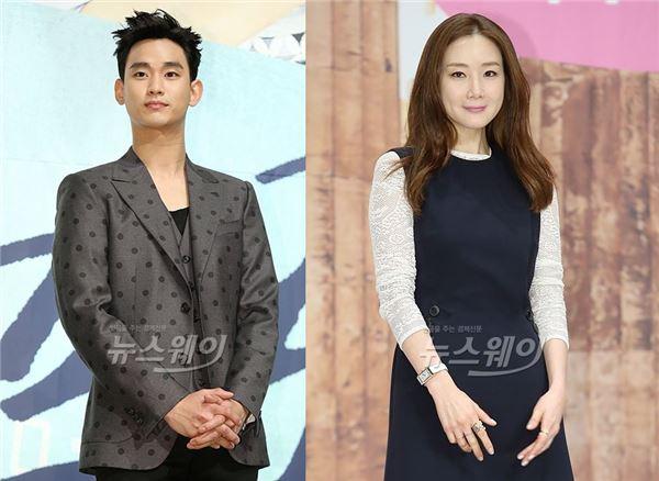 김수현·최지우, 여름휴가 함께 떠나고 싶은 ★ 男女 1위