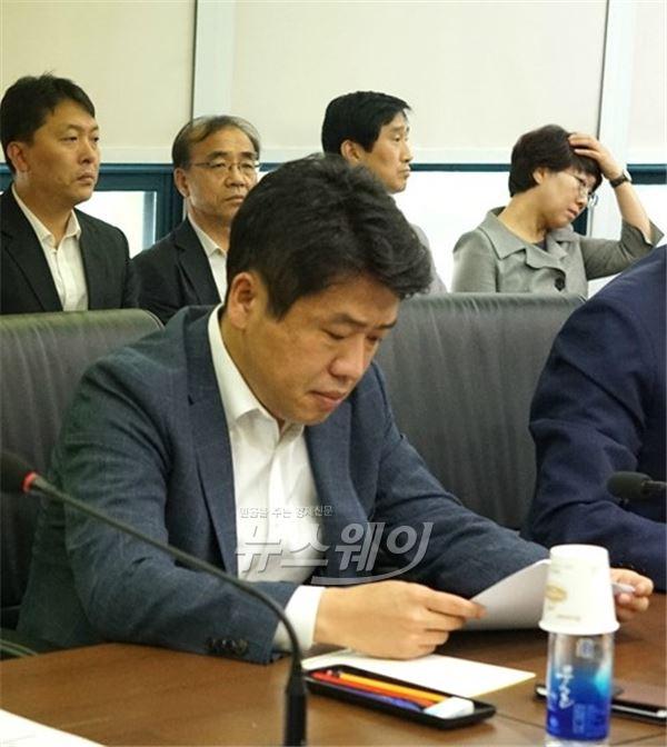 """유의동 의원 """"정부 비공개 대책이 SNS 괴담 부추겼다"""""""
