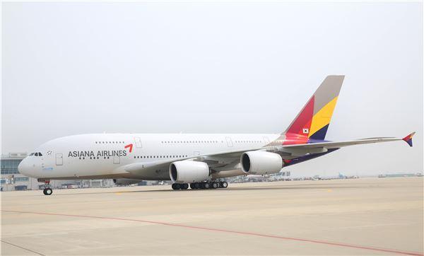 아시아나항공, A380 4호기 도입···뉴욕·LA 노선 매일 운항