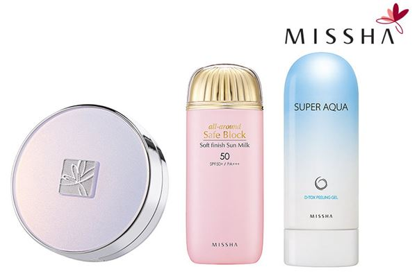 옥션, 미샤 인기상품 최대 50% 세일