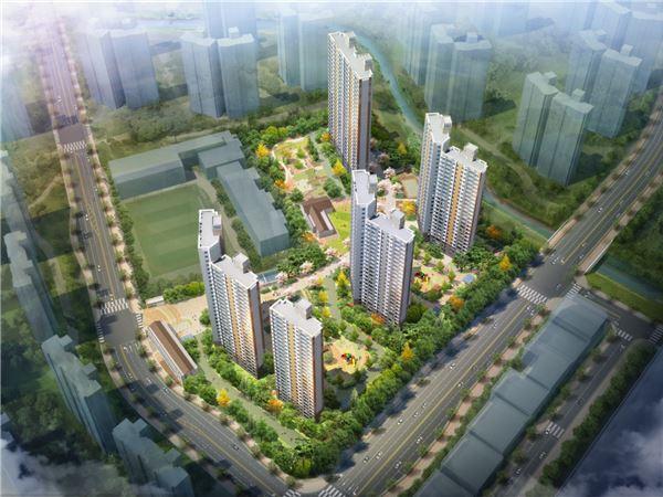 호반건설, 의정부 민락2지구 '호반베르디움 2·3차' 동시 분양