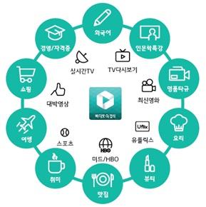 LG유플러스, '내 손안의 생활혁명'…'LTE비디오포털'출시