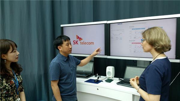 SKT-노키아, '5G R&D 센터'  개소