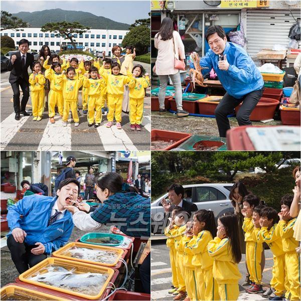 정재영, 사진만 봐도 웃음폭발… '어셈블리' 정치인 싱크로율 100%