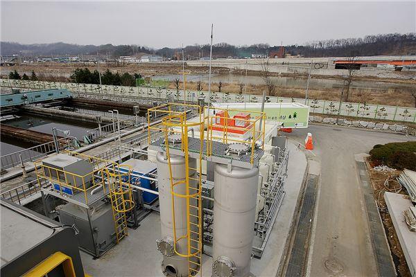 현대건설, 바이오 가스 車연료 활용 신기술 개발