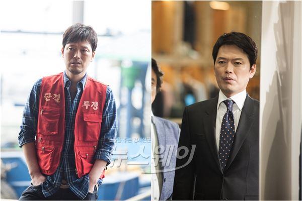 정재영, 수트핏 '킹스맨' 저리가라… '어셈블리' 극과극 반전매력 눈길