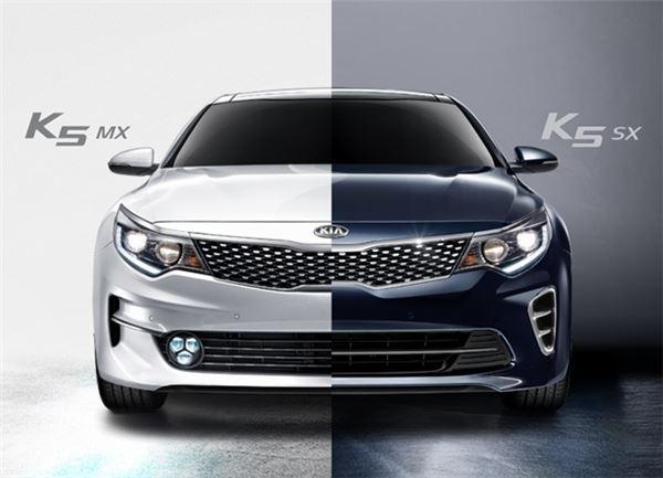 신형 K5, 사전계약 6000대 돌파…전모델 가격 공개돼
