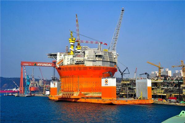 현대重·대우조선, 삼성중공업 해양플랜트 독주에 반격 나설까?