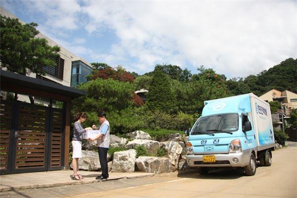 한진, 택배 서비스 향상 소통채널 구축