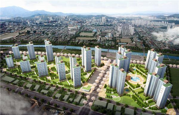 반도건설 청주 사직3구역 재개발 수주