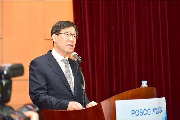 권오준 포스코 회장 리더십, 시험대 위에 서다