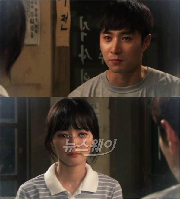 """'그래도 푸르른 날에' 김민수, """"내 앞에서 거짓말 못한다면서""""… 순애보 절절"""