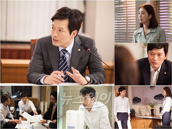 정재영, 유쾌·통쾌 사이다男 등극… '어셈블리' 장현성 뒤통수 제대로