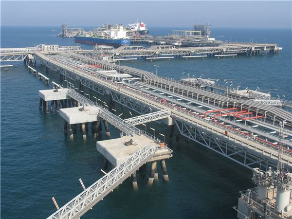 현대건설 조인트벤처, 쿠웨이트 해상우류출하시설 공사 수주