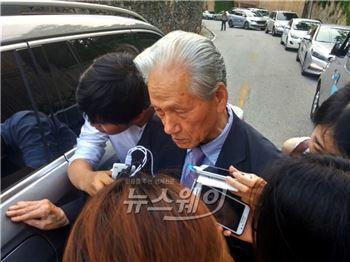 """신선호 """"신격호, 장남 신동주를 한일 롯데 후계자로 생각"""""""