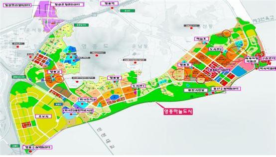 LH, 8년만에 영종하늘도시 공동주택용지 공급