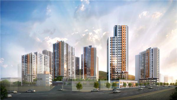 '대연 SK VIEW Hills' 도시형생활주택 평균 272대 1로 청약마감
