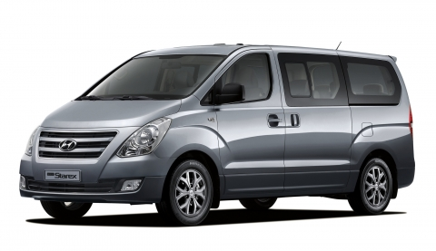 현대차, 유로6 충족 '그랜드 스타렉스' 출시...가격은 2295만원부터