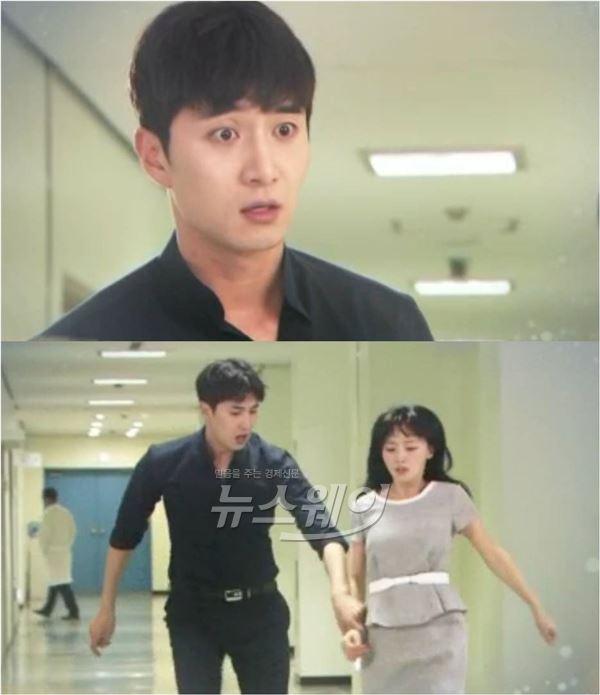 """'그래도 푸르른 날에' 김민수, """"아줌마 봐야지 안볼꺼야?""""… 송하윤 설득"""