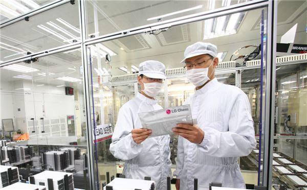 LG화학, 아우디와 차세대 전기차 배터리 공동 개발