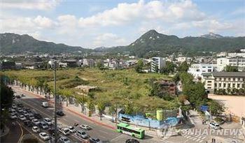 정부-한진그룹, 경복궁 인근에 복합문화허브 건립 추진