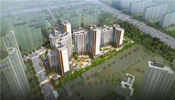 SK건설, '대치 SK VIEW' 오는 21일 모델하우스 오픈