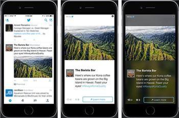 트위터, 모바일 광고 네트워크 '오디언스 플랫폼' 출시