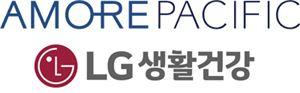 아모레퍼시픽-LG생활건강, 中서 공동 'K-뷰티쇼' 개최
