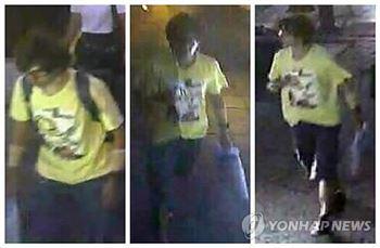 """방콕테러 두 번째 용의자 체포 """"CCTV 노란 셔츠 착용 인물"""""""