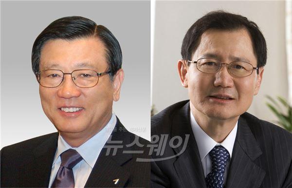 박삼구-찬구 금호家 형제, '100억대 민사소송' 첫 공판