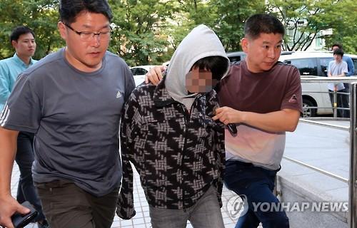 '부탄가스 폭발' 중학생 구속 영장 발부…범행 후 과도 소지