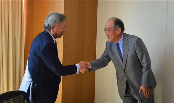 수출입은행, AIIB와 첫 대면···상호 협력 결정