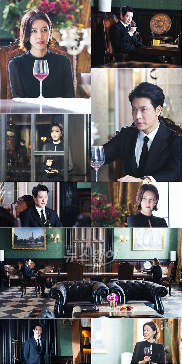 조현재, 악날함 뒤 순애보 감춰뒀나?… '용팔이' 채정안과 불행한 과거공개