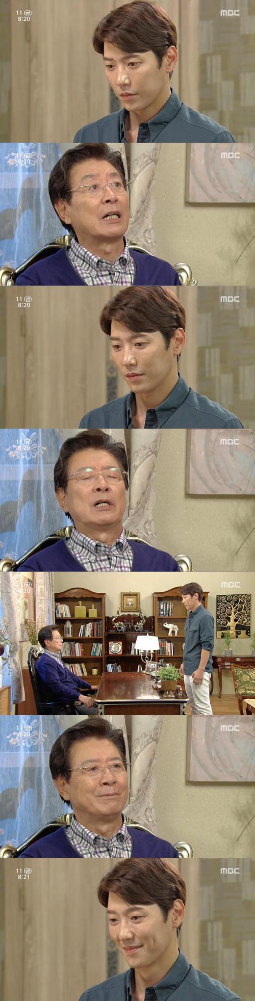 """궁지에 몰린 이정길, 김영훈 신뢰…""""너는 내가 키운놈, 오래보자"""""""