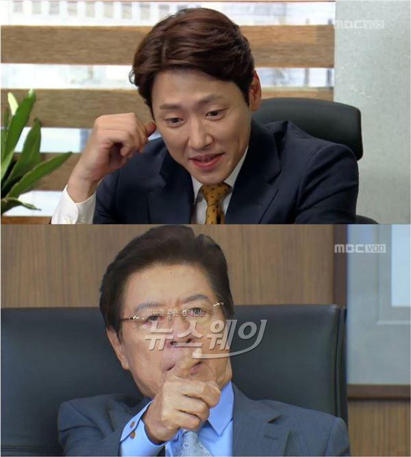 """'이브의 사랑' 김영훈, 이정길 뒤통수 제대로… """"점점 아수라장 되겠지"""""""