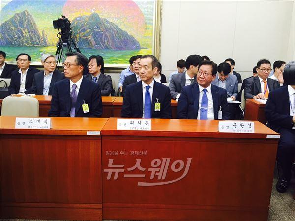 """최치훈 삼성물산 사장 """"합병 경영승계 위한 것 아니다"""""""