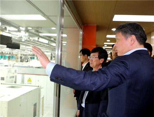 최태원 SK 회장, 22일 스페인行···윤활기유 공장 준공식 참석