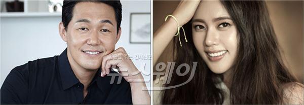 '대세 배우' 박성웅-추자현, 20회 BIFF 폐막식 사회자 '낙점'