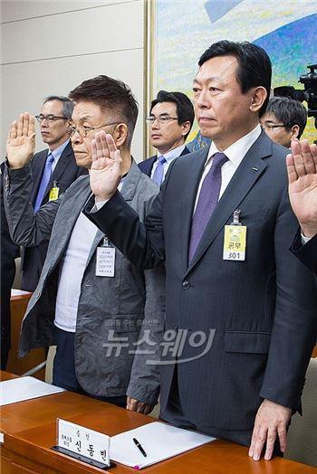 롯데 '친일기업' 의혹에 신동빈, 장학재단·상생협력기금 강조
