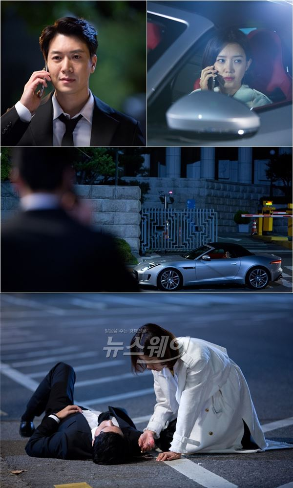채정안♥조재현, 미운정 사랑으로 변했네… '용팔이' 풍전등화 행보는?