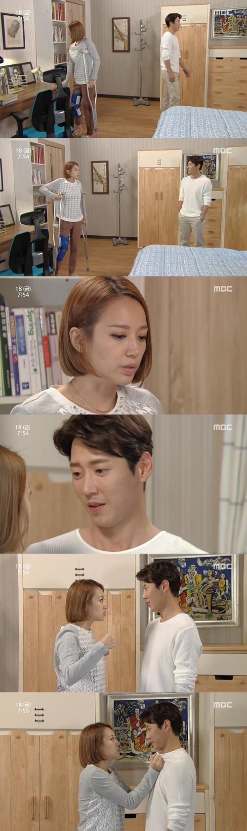 """김민경, 김영훈 멱살 잡으며 """"헤어졌다고 막말하지 마"""""""