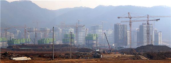 분양권 시장 후끈…위례신도시 최대 1억8660만 '웃돈'