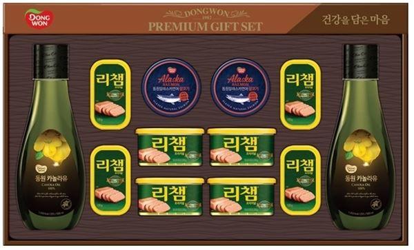 """옥션 """"사업자고객 추석선물 1위… '캔선물세트'"""""""