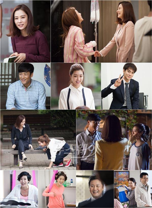 김현주·지진희·이규한·박한별, 끈끈한 팀워크… '애인있어요' 명장면 공개